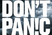 Don't Panic / Images to go with the book! DP is available on Amazon, B&N, iBooks, Kobo, and Smashwords.