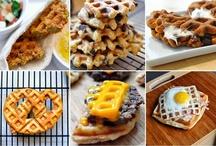 Healthy Waffles / by Allison Kaseman