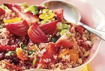 My Favorite Ingredient - Quinoa!!! / by Jennifer Evans