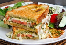 Sensational Sandwiches, Wraps and More!