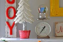 Christmas: Merry & Bright Decorating / Christmas should be merry!  I've filled this board with inspiration for decorating with bright colors at Christmastime.