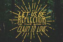 Beyond Self- Reaching Out