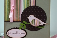 Handmade Cards and Tags / by Jerri Bickerton
