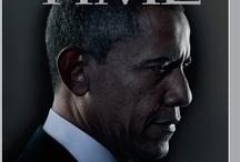 """Time elige a la persona más destacada de 2012 / Barack Obama es la persona del año """"por encontrar y forjar una nueva mayoría, por convertir la debilidad en una oportunidad y por buscar, en medio de gran adversidad, crear una unión más perfecta"""". http://goo.gl/uaK1Z"""