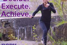 Great motivation / My favorite gym motivators in Jan 2014 Cosmo!
