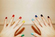 nail & make up / by Eri Takahashi