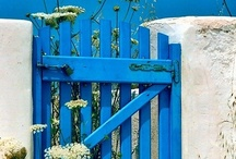 High Gates and Wooden Fences / by Jerri Bickerton