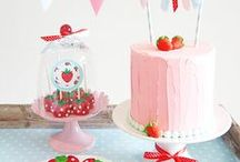 Strawberry party ideas