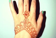 Henna  / by Olivia Castro