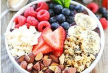Breakfasting / Delicious ways to start the day.