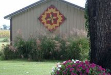 Purchase Area Quilt Trail of Kentucky / Purchase Area Counties of Ballard, Calloway, Carlisle, Fulton, Graves, Marshall and McCracken all feature Quilt Trails with their own flair in Far Western Kentucky.