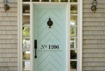 Entrances & Exteriors / by Jennifer Morris