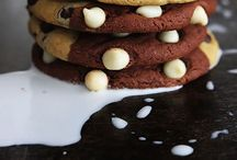 COOKIES, BISCUITS, PIES / Cookies, biscuits, naan khatai, anything to dip in milk or serve with tea. :)