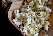 POPCORN / Popcorn and all it's flavours
