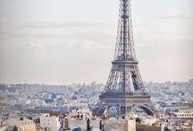 paris / I love paris! / by Eri Takahashi