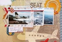 Travel Scrapbook Pages / by Misty Cato