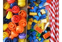 KIDS Lego / Lego and all the creative ideas to play and use them.