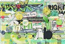 Epiphany / Scrapbook pages and projects using Epiphany, a digital scrapbooking kit by Misty Cato and Krystal Hartley / by Misty Cato