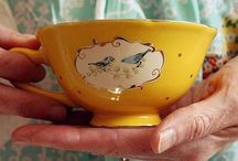 Tea <3 / by Olivia Castro