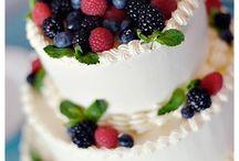 Summer Berry Wedding / Strawberry fields....blueberry hill....blackberry buckle.....raspberry jam.....nothing says summer wedding like fresh berries.  Some berry sweet wedding inspiration.