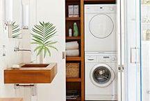 Laundry Room / wash, press, dry, iron