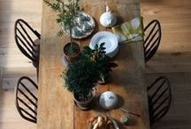 Dining Room / savor, sip, laugh, share