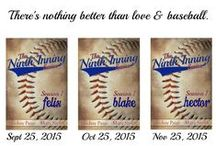 The Ninth Inning series / Sports Romance series. Each book will feature a different player on the Memphis Angels and it is recommended that they be read in order. Preorder season 1 on Amazon, iBooks, B&N, and Kobo.