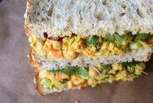 Sandwiches / by Emily Keller