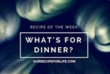 Healthy Recipes / Healthy Recipe ideas, try to be sugar free, What's for Dinner?, healthy snacks
