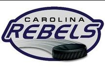 Carolina Rebels Series / A Hockey Romance series featuring players on the Carolina Rebels hockey team. Here you can find all the teasers for the books in one place as well as other fun stuff!