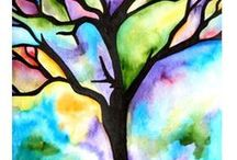 Art Therapy | Creativity / Art therapy ideas