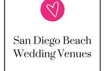 San Diego Beach Wedding Venues / San Diego is known for its miles of white sand beaches and beautiful weather. So, why not choose here for your beach wedding? There are so many venues to choose from. But instead of looking all around on different sites looking at all different types of venues, we have all that you need right here. Take a step back, relax, and be ready to pin.