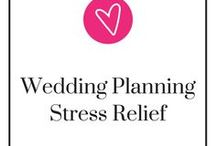 Wedding Planning Stress Relief / Overwhelmed with wedding planning? Stressed the f*ck out? We have the Pinterest board to help you find ways to calm down. Take a step back, relax, and be ready to pin.