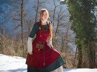 Viking clothes / Viking dresses and outfit