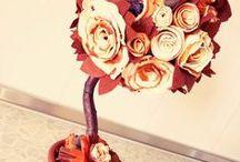 Топиарий с розами   topiary roses flower
