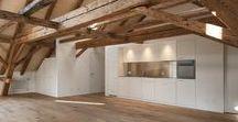 EMWE Projekt | Umbau Bauernhaus Uster / Bilder des umgebauten Bauernhauses an der Gschwaderstrasse in Uster (Teil der Wohnüberbauung 'InsideOut' / Bezug 2016)