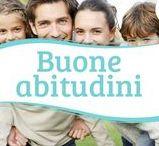 Buone abitudini / Buone abitudini e consigli alimentari per diete, allergie, diabete, bronchite e asma.