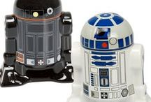 Salt and Pepper Shakers for Nerds / Salt and pepper shakers for techies, nerds, Trekkies, video game lovers, Star Wars fans and more