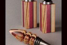 Custom salt and pepper shakers / Custom, handmade or personalized salt and pepper shakers