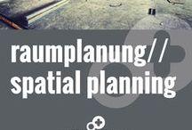 raumplanung//spatial planning / Nach der erfolgreichen Arbeitsplatzanalyse folgt im zweiten Schritt die eigentliche Raum- und Büroplanung
