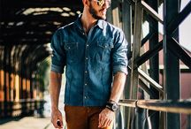 Casual style men's