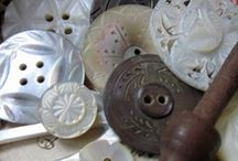 Buttons...such beauties! / by Bobbie Jenkins