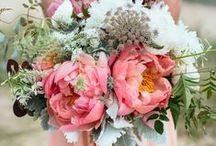 Floral Inspiration / I dream of flowers... especially seasonal, locally sourced hand-tied bouquets...