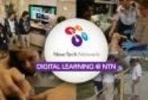 Online Learning / by NewTech Network