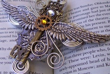 """STEAMPUNK / """"I just think we're living in a time of massive, amazing change, like the Industrial Revolution on acid.""""   / by Melissa Stephens"""