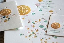 Design |LETTERPRESS / I ❤️ Letterpress! / by Rebecca Bookwalter