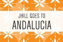 travel // ANDALUCIA /  Andalucia, Spain: an imaginary vacation