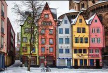 Köln & Kölsches / Bilder, Sprüche, Leedcher aus Kölle am Rhing, der schönsten Stadt der Welt.