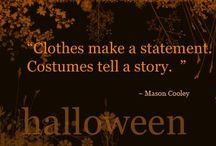 Halloween / by Reesie Edmondson