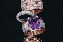 Acessórios / Rings Anéis / by Roberta Leal